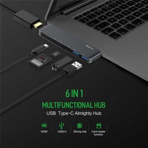 Rock-6-in-1-USB-Type-C-Almighty-Hub-1