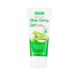Beauty Formulas Organic Aloe Vera Lotion 100ml