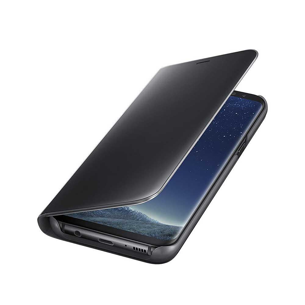 reputable site dfc11 e2b1f Samsung Galaxy S8+ Clear View Standing Cover | Penguin.com.bd