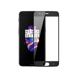 OnePlus 5 Full Glued Tempered Glass Screen Protector