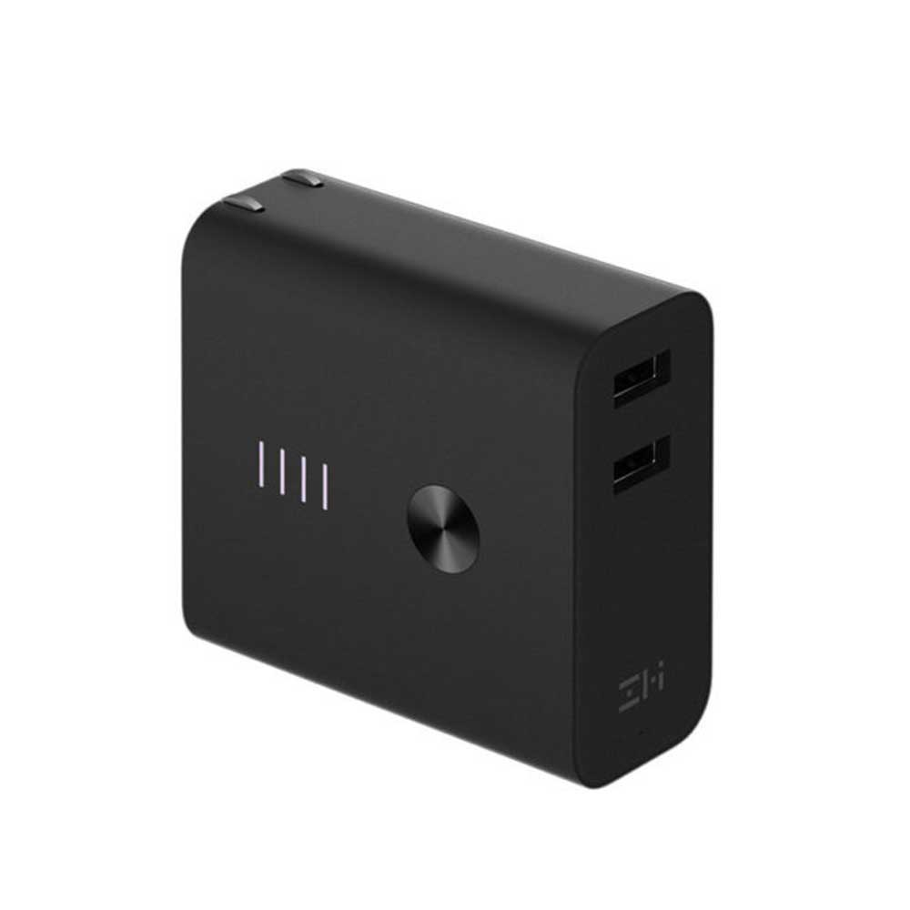 Xiaomi ZMI 2 in1 Quick Charge 3.0 6500mAh Power Bank & Wall Charger