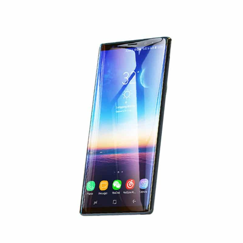 pretty nice 0ff01 c89df Baseus 3D Tempered Glass Screen Protector for Samsung Galaxy Note 9