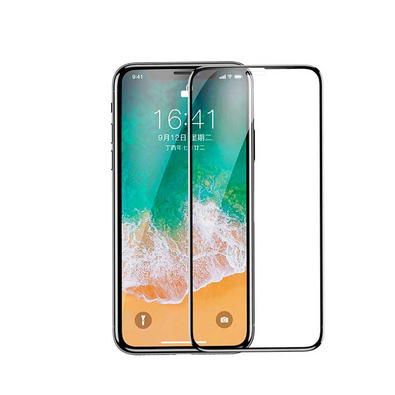 info for 71057 94ba8 Baseus iPhone XR Tempered Glass Screen Protector