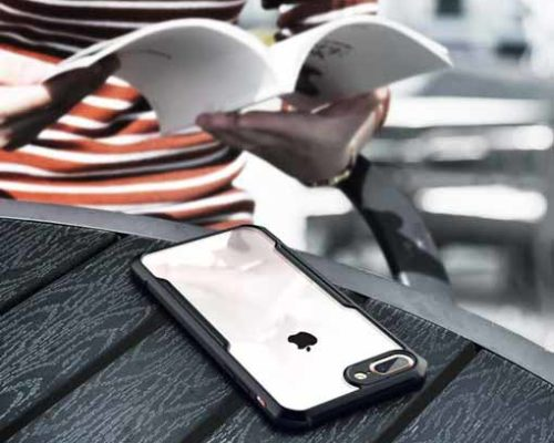 Xundd Airbag Bumper Armor Case for iPhone X/10