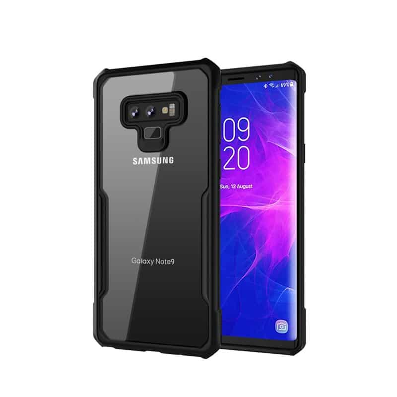 watch edc6c c43b5 Xundd Airbag Bumper Armor Case for Samsung Galaxy Note 9