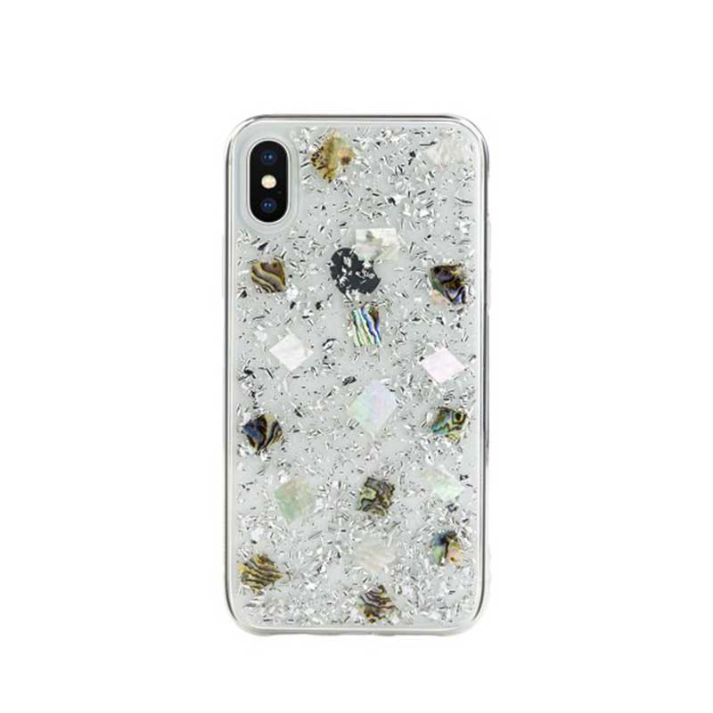 SwitchEasy iPhone XS Max Flash Series Protective Case -Conch