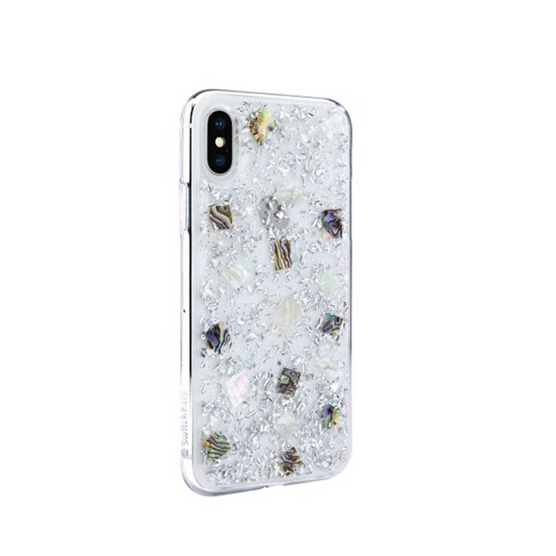 switcheasy iphone xs  SwitchEasy iPhone XS Max Flash Series Protective Case -Conch ...