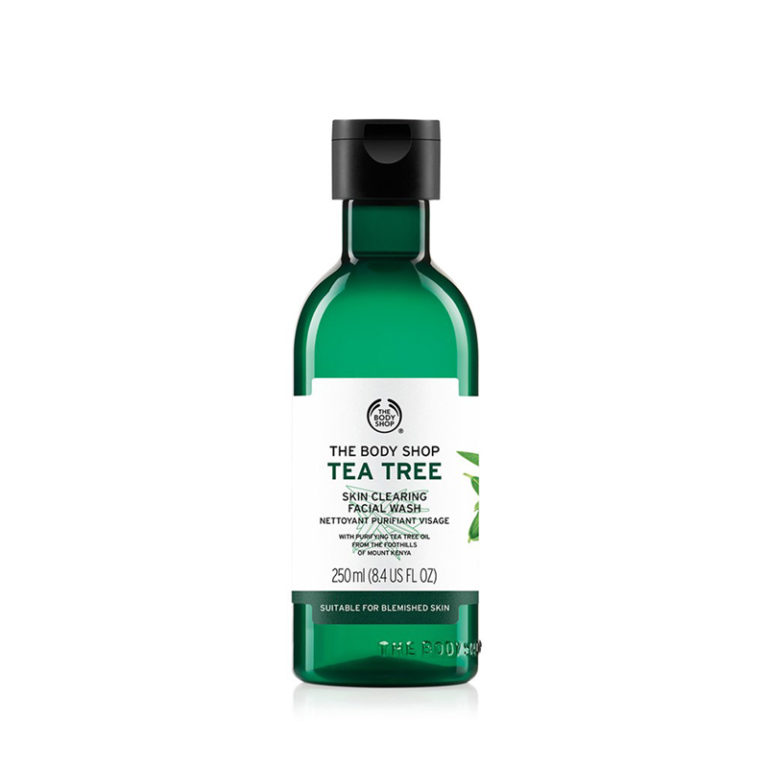 Tea Tree Skin Clearing Facial Wash - 250ml