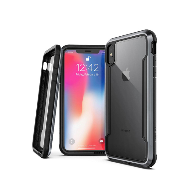 X-Doria iPhone XS Max Defence Clear Case
