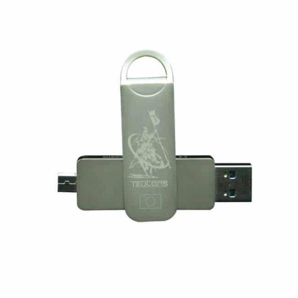 Teutons OTG 32GB USB Flash Drive