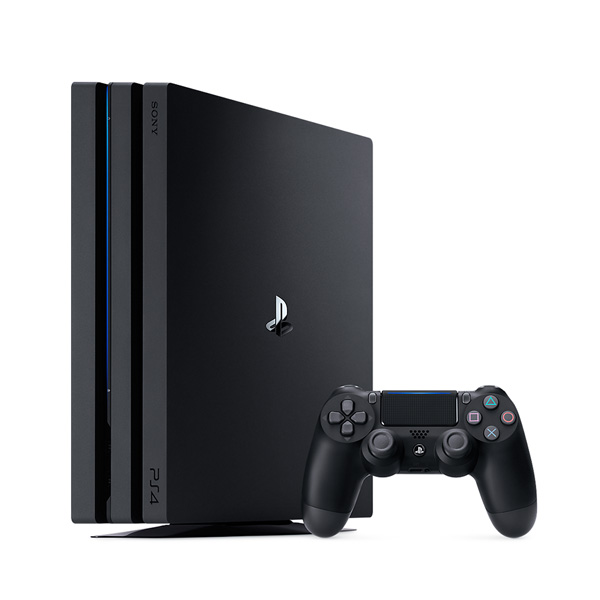 Sony PlayStation 4 Pro - 1 TB Console (Black)