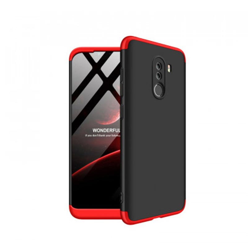 detailed look 8dc16 31d29 Xiaomi Pocophone F1 360 Protection Case