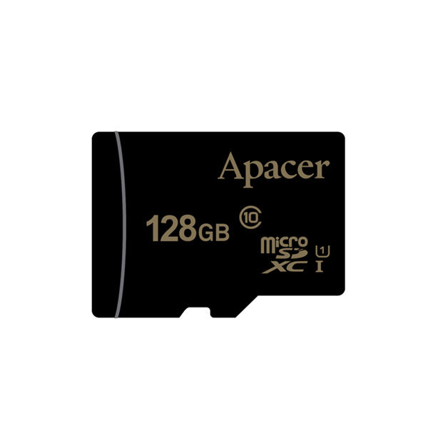 Apacer MicroSDHC UHS-1 128GB Class 10 Memory Card