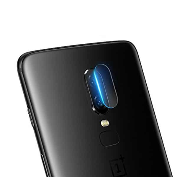 OnePlus 6 Tempered Glass Camera Lens Protector (2 Pack)