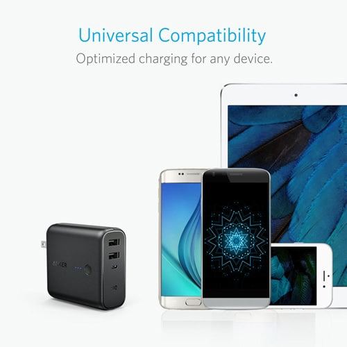 Anker-PowerCore-Fusion-5000mAh-Portable-Power-Bank-and-Wall-Charger---Black-3