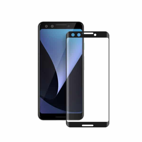 Google Pixel 3 Full Glued Tempered Glass Screen Protector