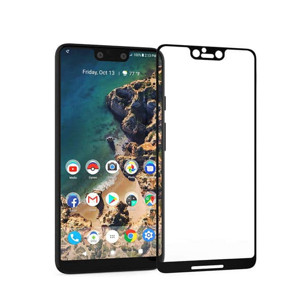 Google Pixel 3XL Full Glued Tempered Glass Screen Protector