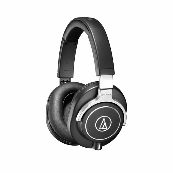 Audio-Technica ATH-M70x Professional Studio Monitor Headphones 2