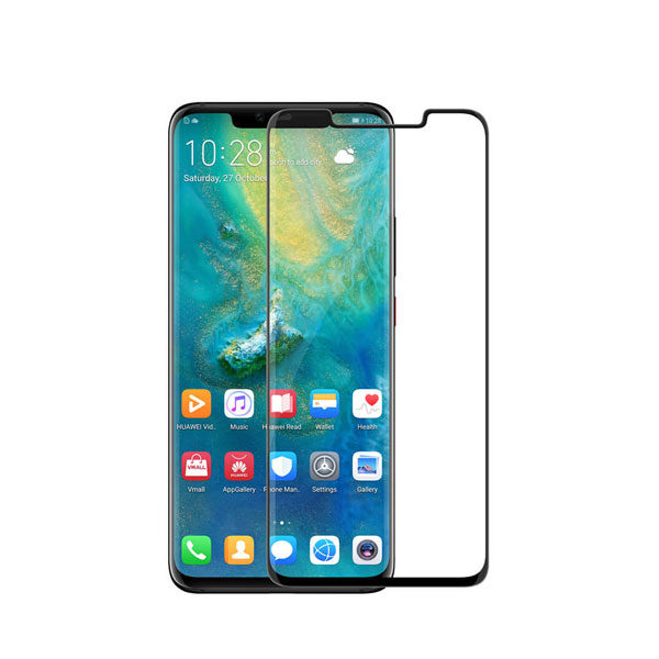 Nillkin Huawei Mate 20 Pro Amazing 3D CP+ Max Tempered Glass Screen Protector