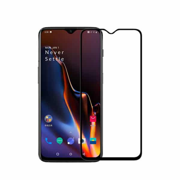 Nillkin Oneplus 6T Amazing 3D CP+ Max Tempered Glass Screen Protector