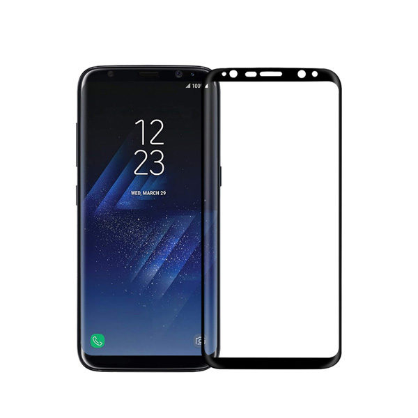 Nillkin Samsung Galaxy S8 Amazing 3D CP+ Max Tempered Glass Screen Protector