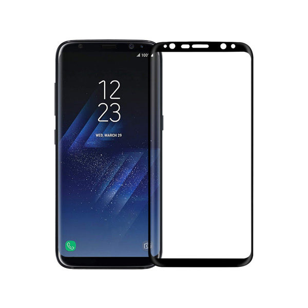 Nillkin Samsung Galaxy S8 Plus Amazing 3D CP+ MAX Tempered Glass Screen Protector