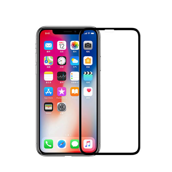 Nillkin iPhone XS/X Amazing 3D CP+ Max Tempered Glass Screen Protector