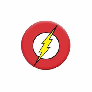 The Flash icon Popsockets Phone Grip and Stand