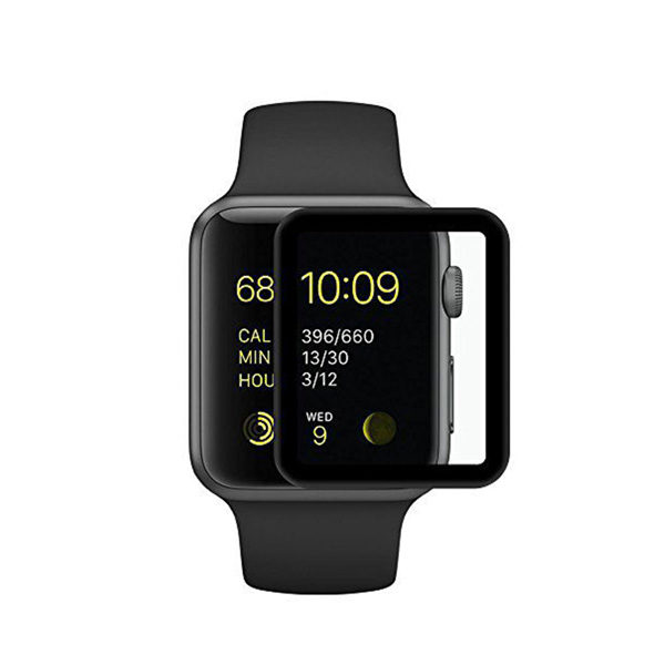 Coteetci Glass Screen Protection for Apple Watch 44mm