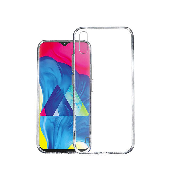 Samsung Galaxy M10 Transparent Back Cover