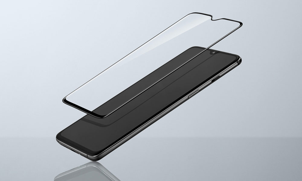 OnePlus 7 3D Tempered Glass Screen Protector 2