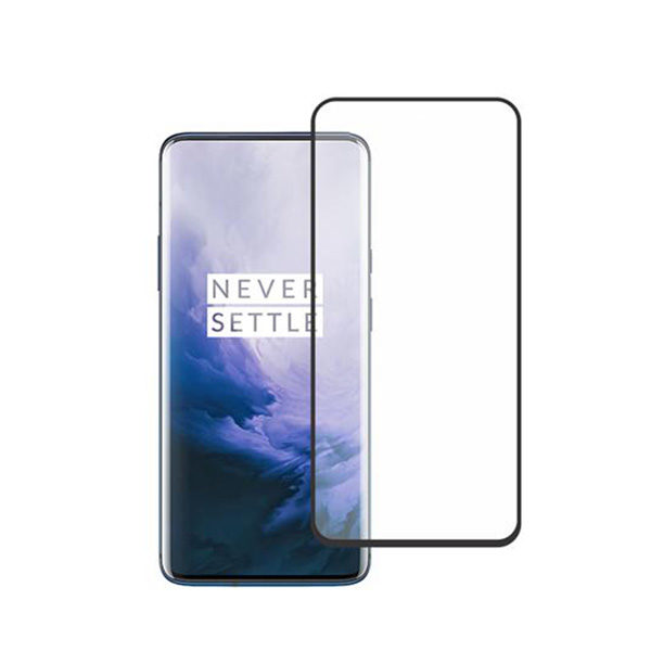 OnePlus 7 Pro 3D Full Glued Tempered Glass Screen Protector