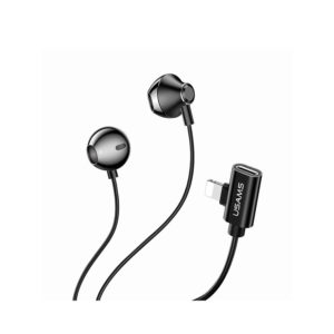 Usams SJ295 EP-32 In-Ear Headphones With Lightning Charging Port for iPhone