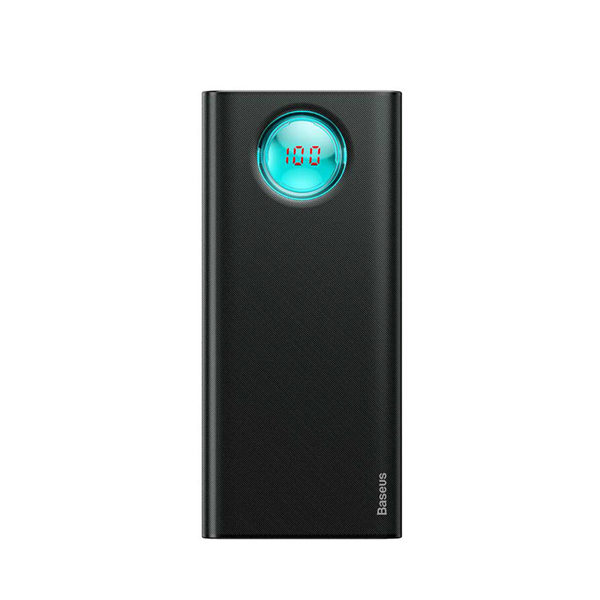 Baseus Amblight Digital Display 30000mAh PD 3.0+QC 3.0 Power Bank
