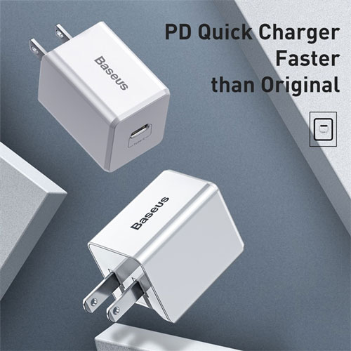 Baseus-Traveler-PD-18W-Quick-Charger-with-Type-C-to-Lightning-Cable--1