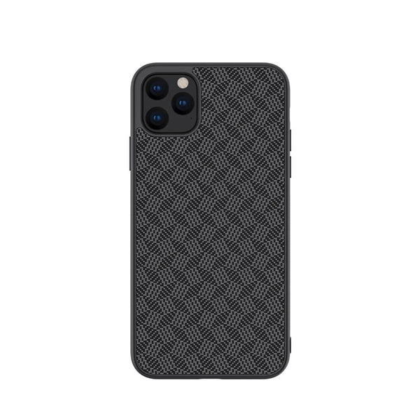 Nillkin Apple iPhone 11 Pro Max Synthetic Fiber Plaid Series Protective Case