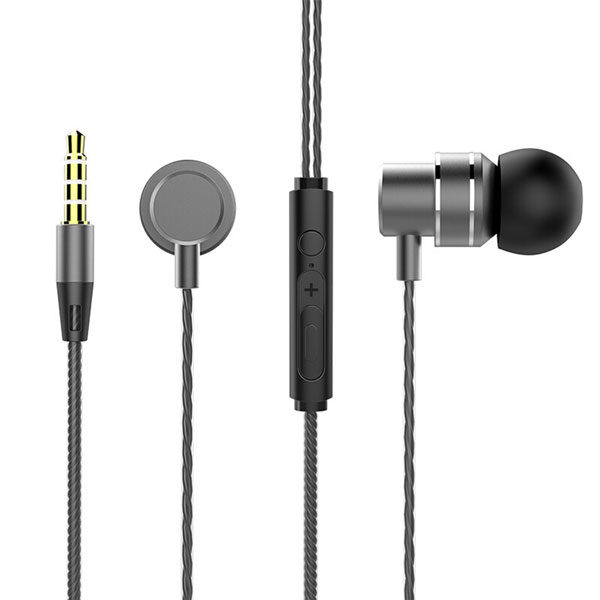 Lenovo HF118 Metal Earphone