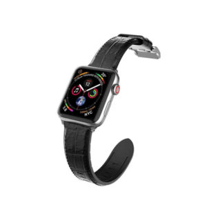 X-Doria Hybrid Leather Band for Apple Watch 44mm/42mm