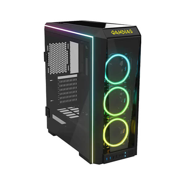 Gamdias Talos P1A Mid Tower Case penguin.com.bd