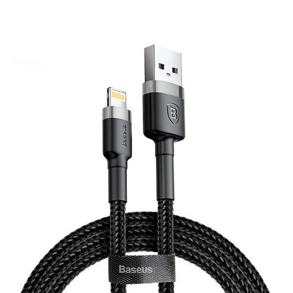 Baseus Cafule Cable USB for Lightning 2.4A 1m (CALKLF-BG1)