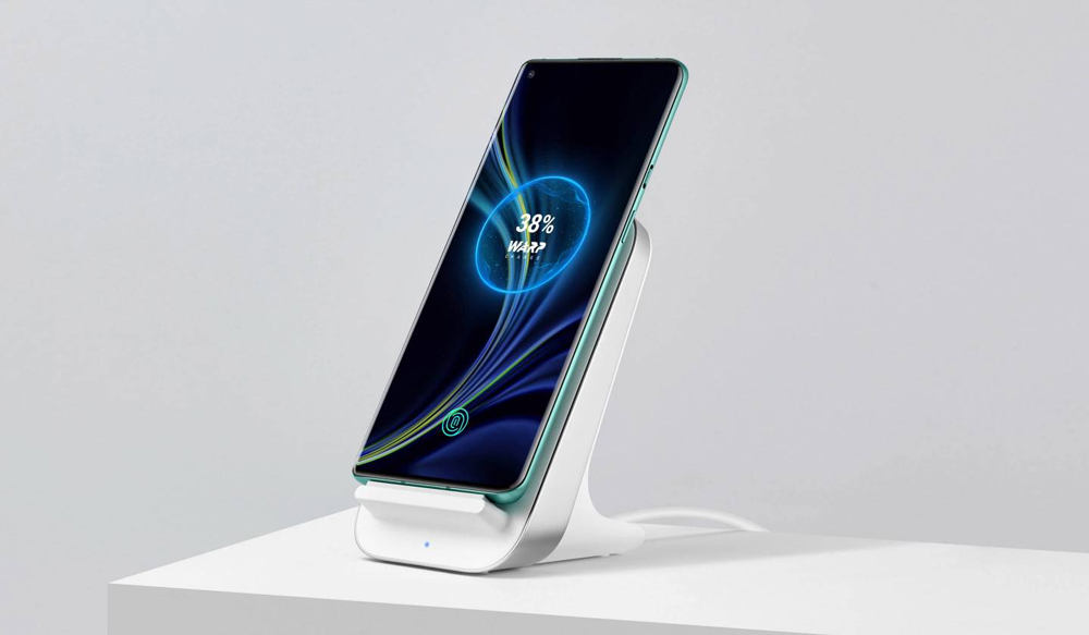 OnePlus Warp Charge 30W  Wireless Charger 5