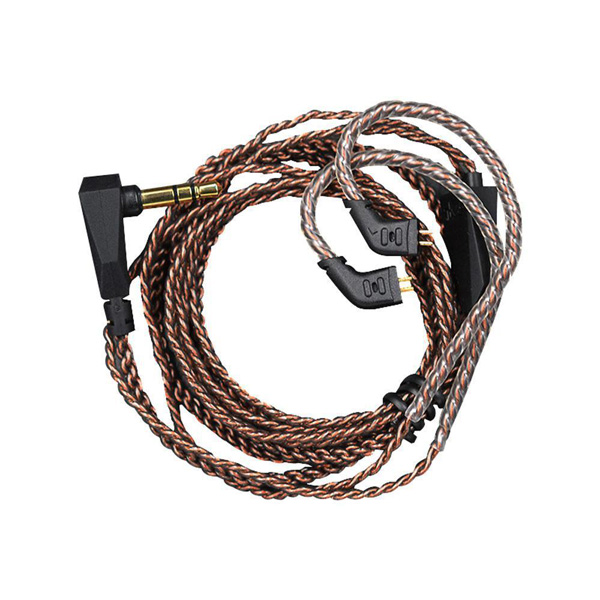 KZ C Pin Replacement Cable (With Mic)
