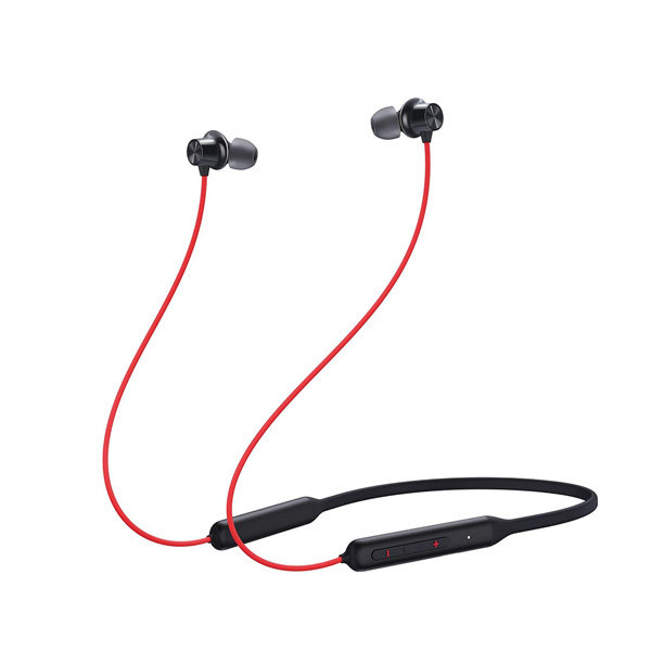 OnePlus Bullets Wireless Z Bass Edition - Reverb Red