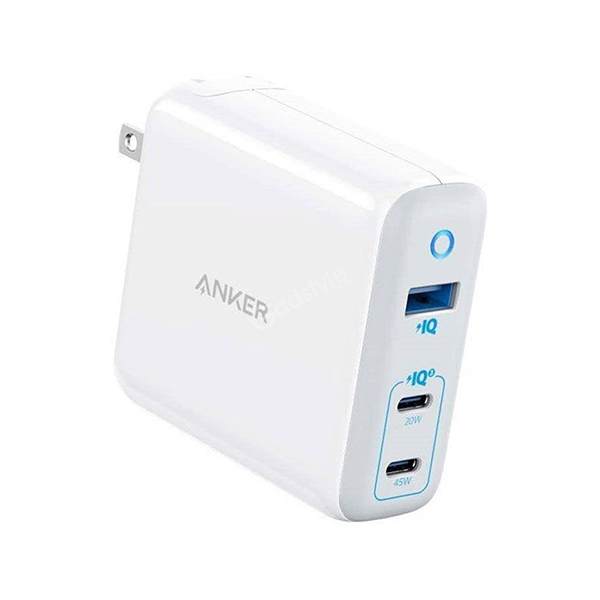 Anker PowerPort III 3-Port 65W Charger A2033 (2)