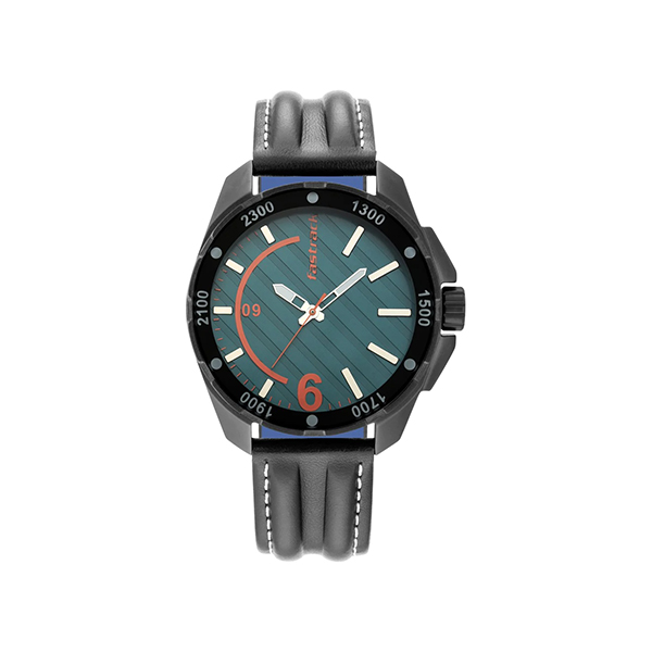 Fastrack 3084NL03 Green Dial Analog Watch (3)