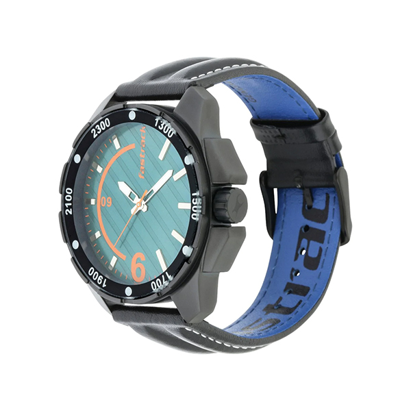 Fastrack 3084NL03 Green Dial Analog Watch (4)