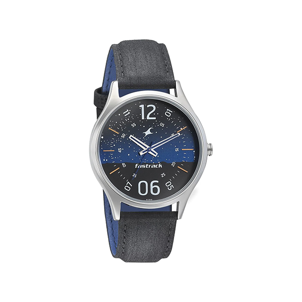 Fastrack 3184SL03 Horizon Space Blue Dial Analog Watch (1)