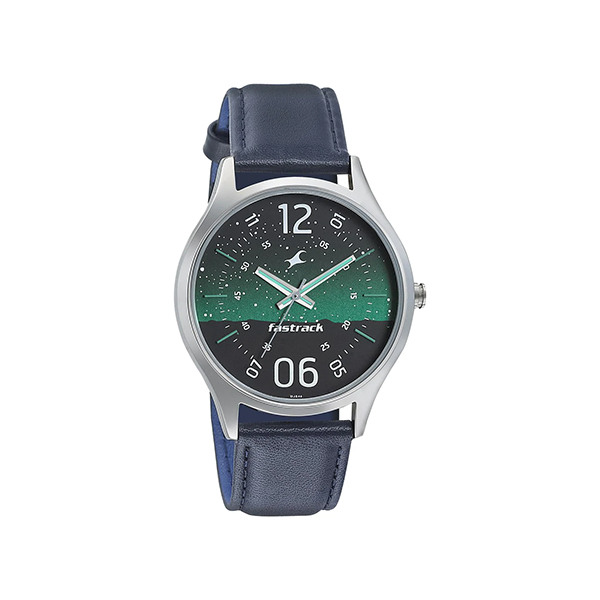 Fastrack 3184SL04 Horizon Space Green Dial Analog Watch (1)