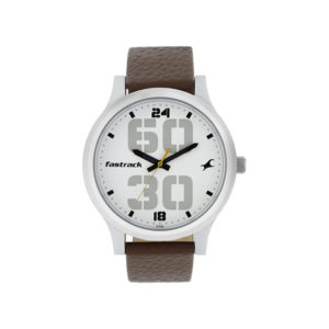 Fastrack NM38051SL06 Bold White Dial Analog Watch (4)