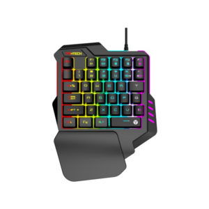Fantech K512 Archer One-handed RGB Wired Gaming Keypad (1)